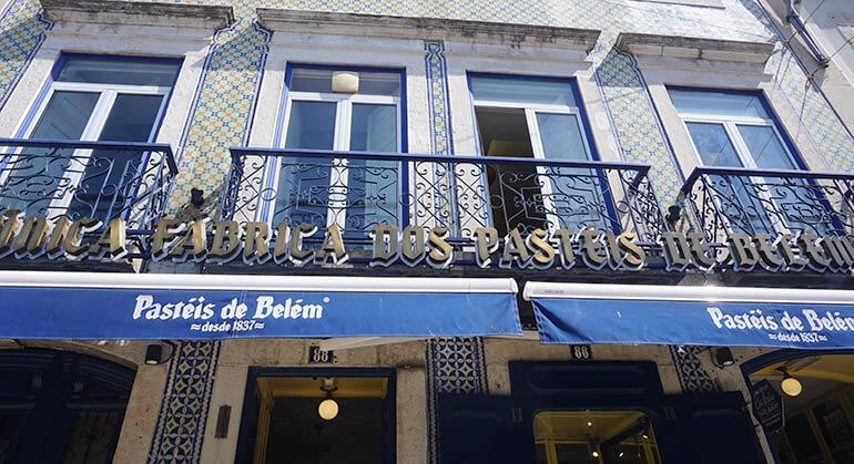 Pasteles de Belém