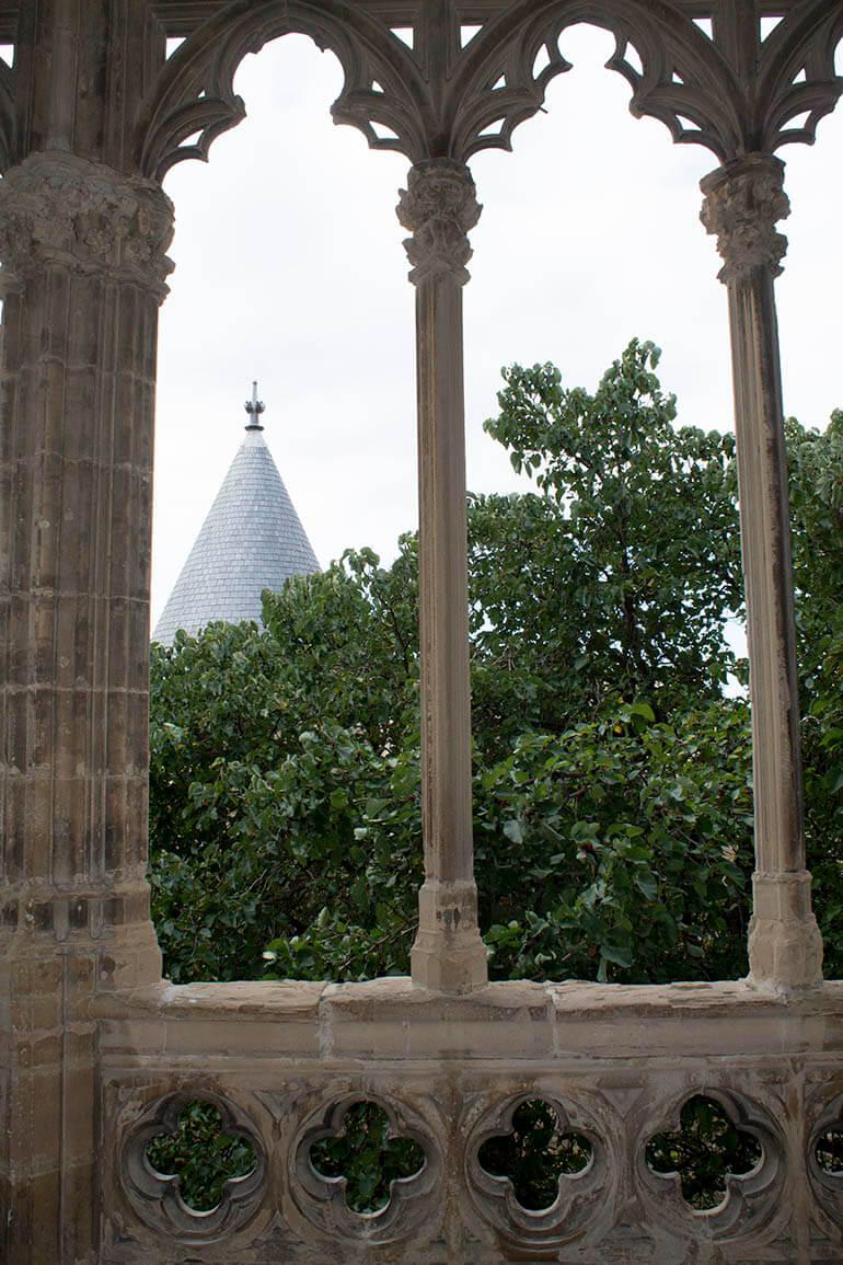 qué ver en el castillo de Olite