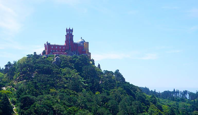 mejores sitios que ver en Sintra