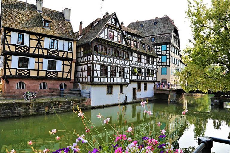 calles de Estrasburgo