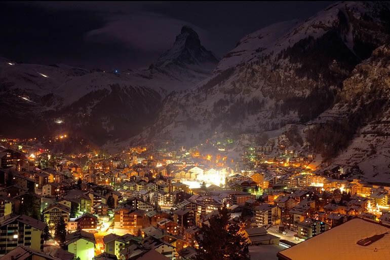 destinos de Europa donde viajar en invierno