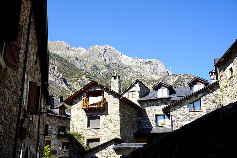 Donde alojarse Pirineo Aragón