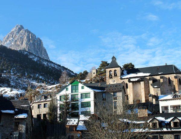 donde alojarse en el Pirineo Aragonés