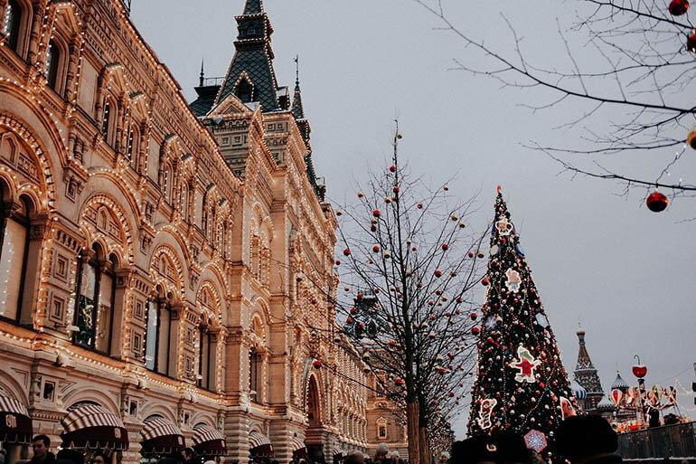 destinos de Europa para viajar en invierno