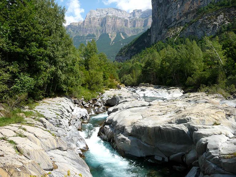 Parque Nacional de Ordesa y Monte Perdido Torla