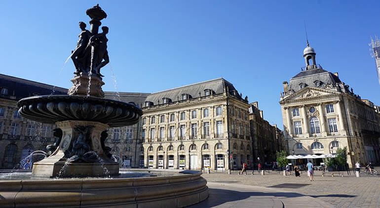 que ver en Bordeaux