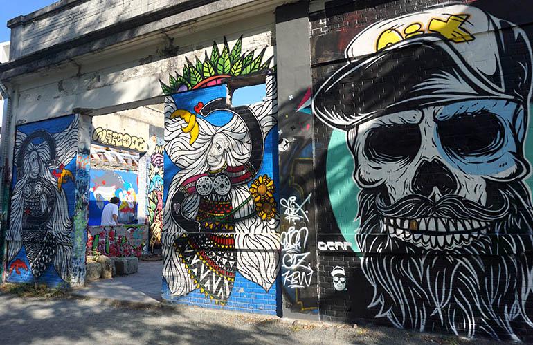 Street Art en Burdeos