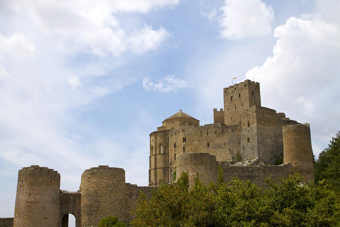 visitar castillo de loarre huesca