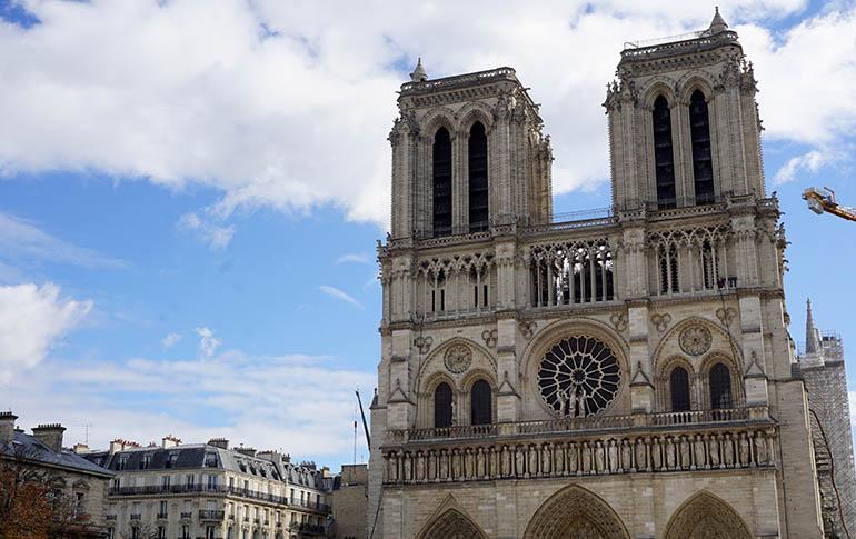 Catedralde Notre Dame