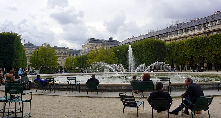 mejores jardines de París