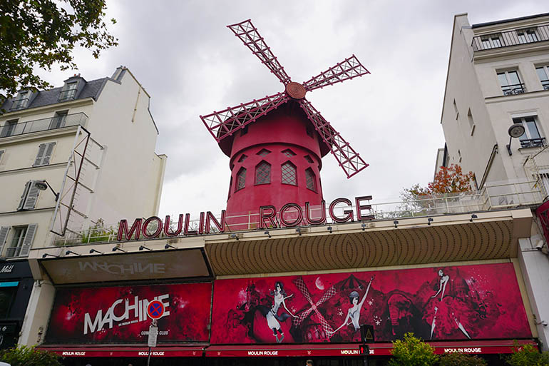 Moulin Rouge París