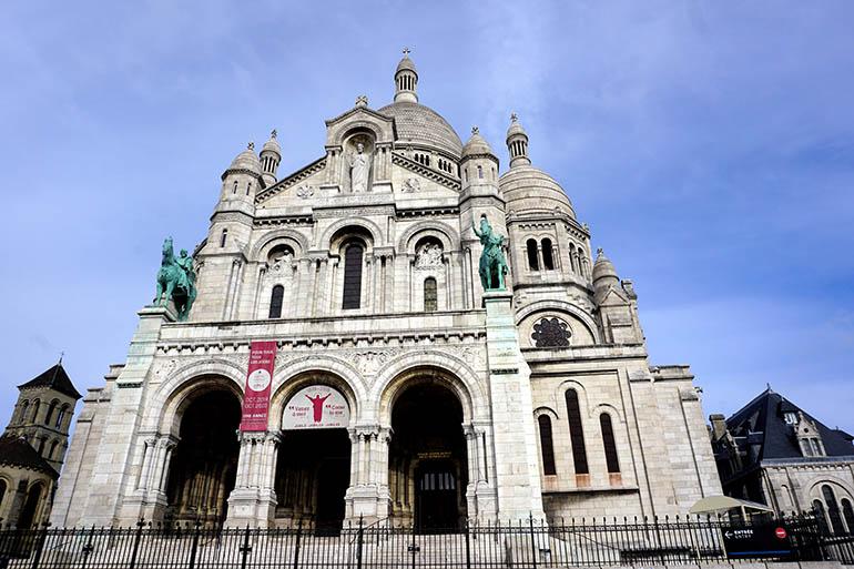 Basílica Sacré Coeur París