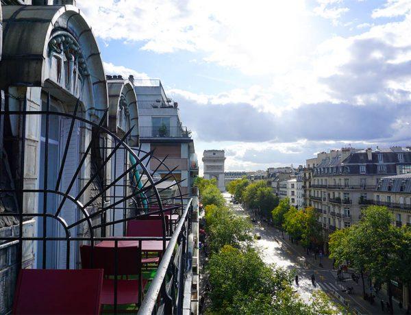 Dónde alojarse en París