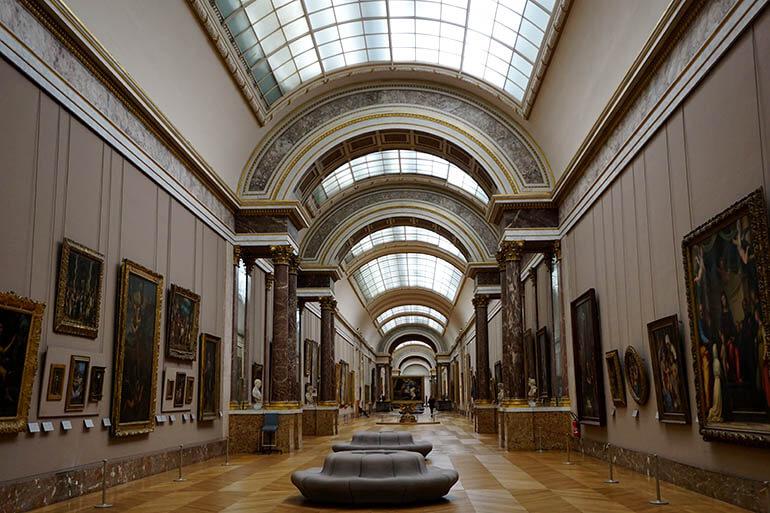 Entradas Museo del Louvre