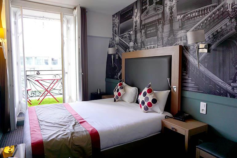 mejor zonas donde dormir en Paris