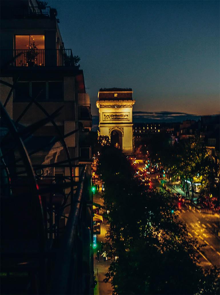 mejores zonas donde alojarse en París