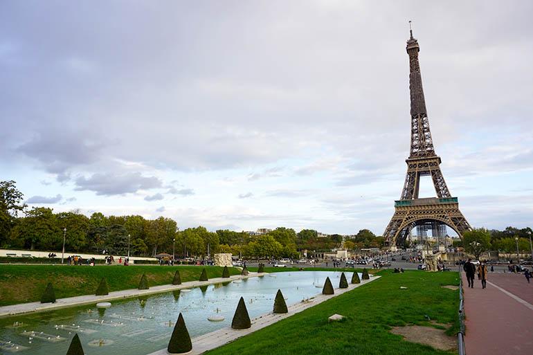 mejores sitios que ver en Paris