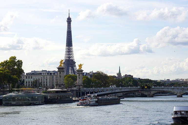 Paseo por el río Sena