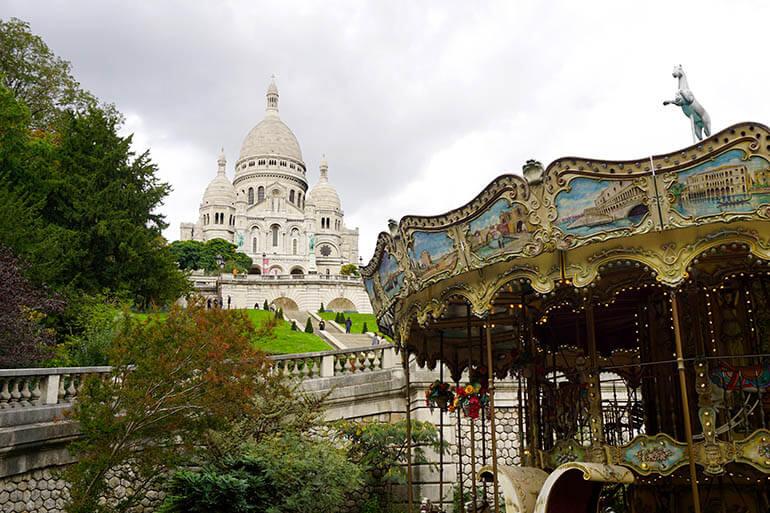 Qué ver en el Barrio Montmartre