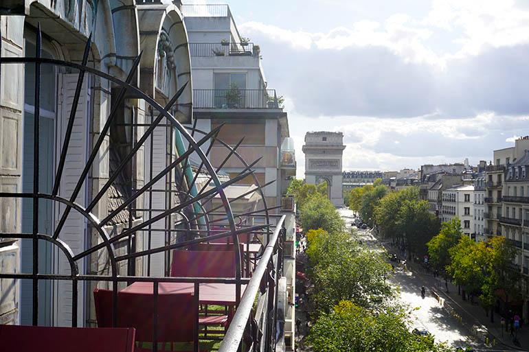 zonas donde dormir en París
