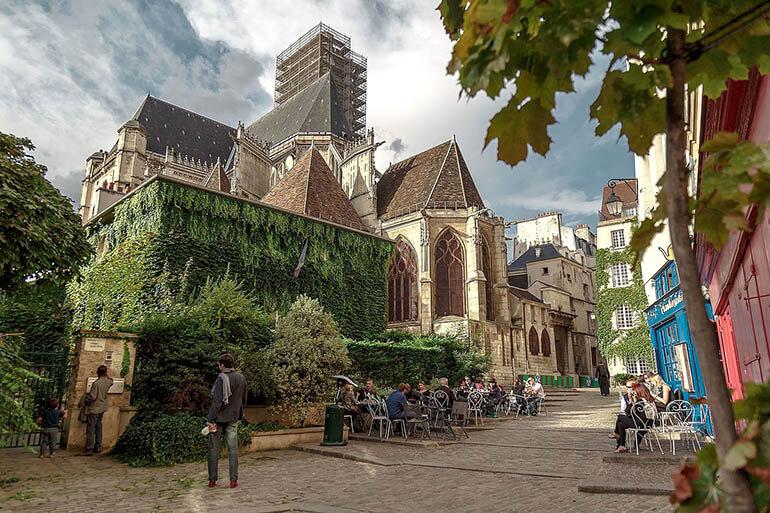 Calles desconocidas de París