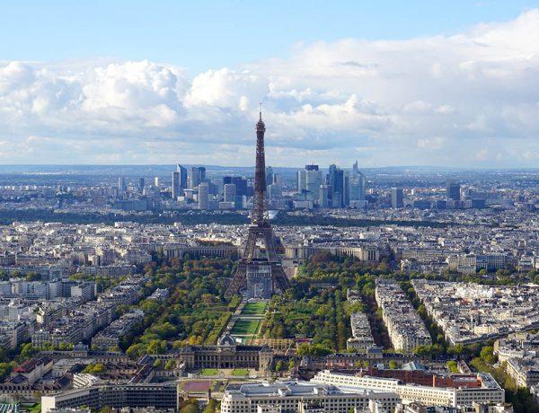 Presupuesto para viajar a París