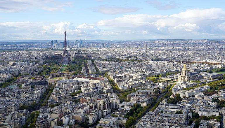 cuanto cuesta viajar a París una semana