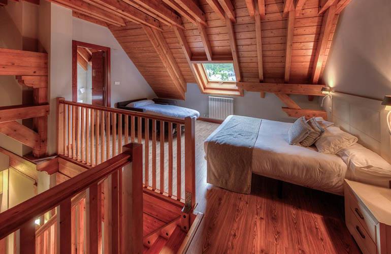 Hoteles para familias pirineo aragonés