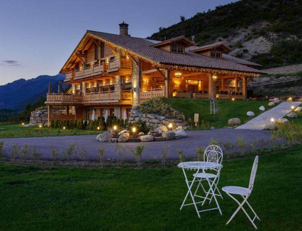 Hoteles con encanto en el pirineo aragonés