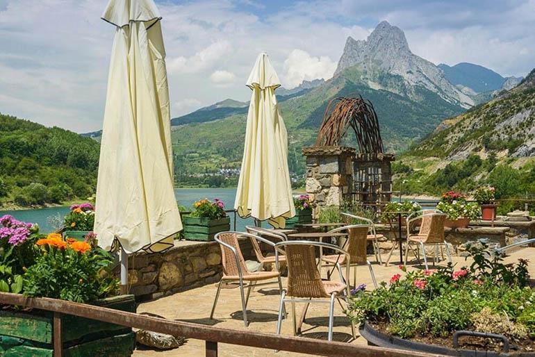 hoteles románticos en el Pirineo Aragonés