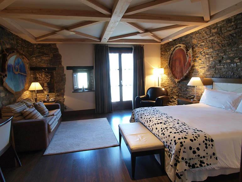 Hoteles románticos en pirineo aragonés