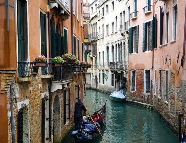 mejores zonas donde alojarse en Venecia