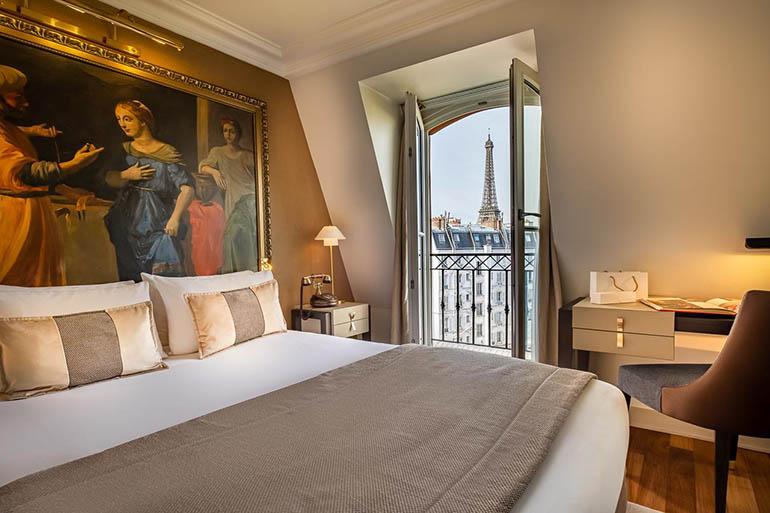 Hotel barato cerca de la Torre Eiffel