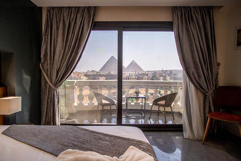 hotel barato en Giza Egipto