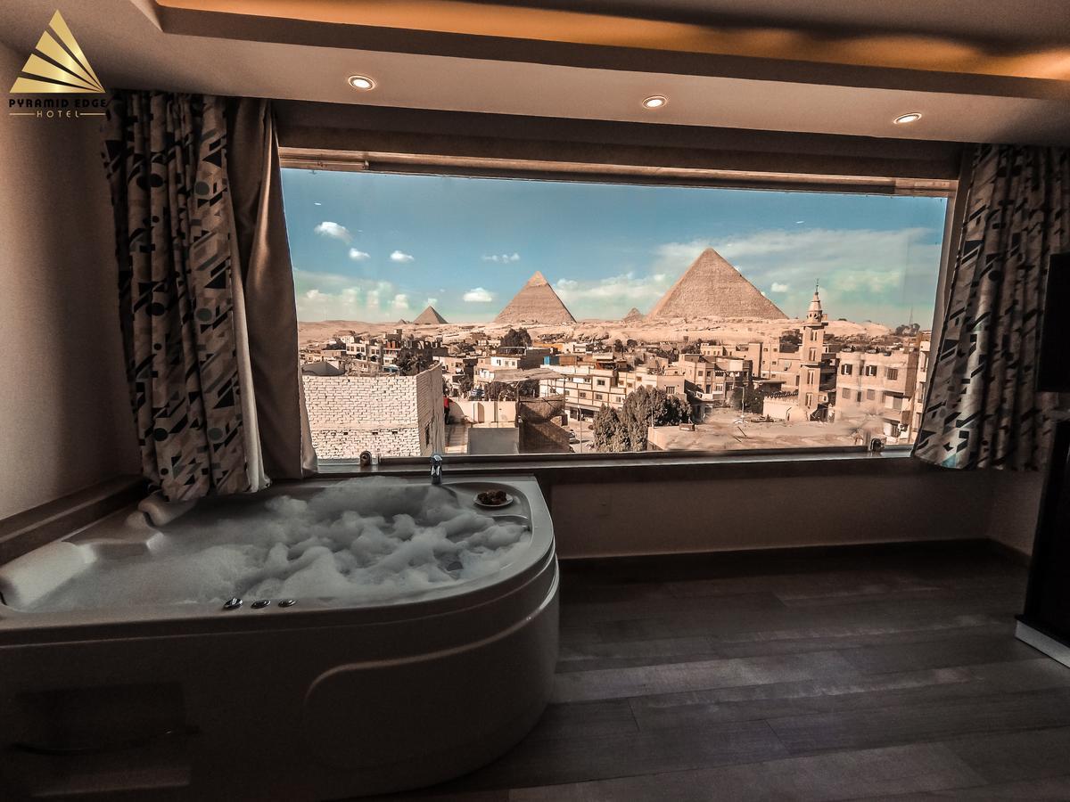 hotel barato vistas piramides egipto