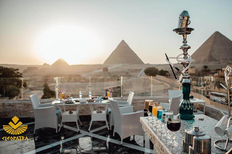Hoteles cerca Gran Esfinge Giza
