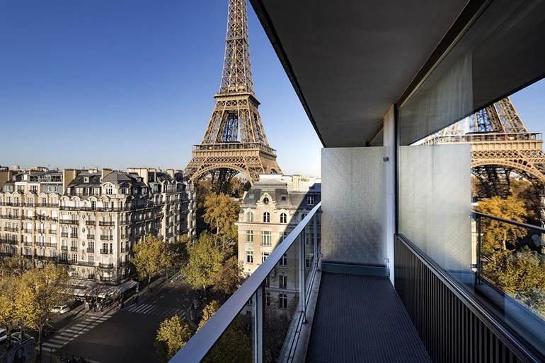 Hoteles cerca Torre Eiffel