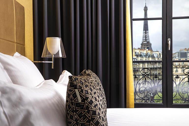 Suite con vistas a la Torre Eiffel
