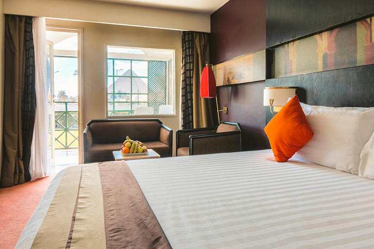 mejores hoteles en Giza Egipto