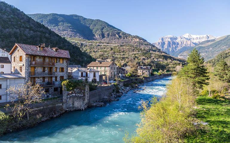 qué ver en el valle de Ordesa