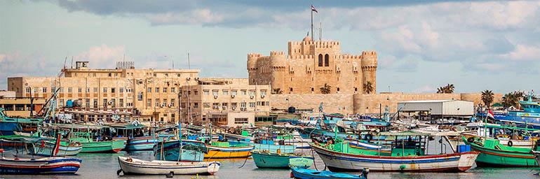 ciudades que ver en Egipto